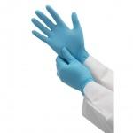 Перчатки защитные Kimberly-Clark Кleenguard Flex G10, нитриловые, голубые, 50 пар, р.L