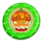 Сыр твердый Ровеньский 50% Сметанковый, кг