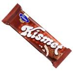 Вафли Fazer Kismet шоколадные, молочные, 55г