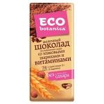 Шоколад Рот Фронт Eco botanica Злаки и витамины, 90г