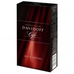 Кофе молотый Davidoff Grande Cuvee Rich Aroma 250г, пачка