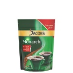Кофе растворимый Jacobs Monarch 75г, пакет