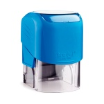 Оснастка для круглой печати Trodat Printy d=42мм, синяя, 3642