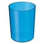 Подставка для ручек Стамм Офис 70х90мм, синяя, СН606