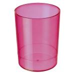 Подставка для ручек Стамм Офис 70х90мм, розовая