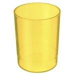 Подставка для ручек Стамм Офис 70х90мм, желтая, СН608