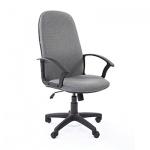 Кресло руководителя Chairman 289 NEW ткань, крестовина пластик, серое