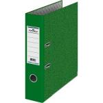 Папка-регистратор А4 Durable, 70 мм, зеленая