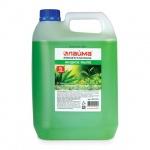 Жидкое мыло наливное Лайма Professional 5л, алоэ и зеленый чай