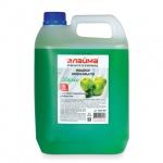 Жидкое крем-мыло Лайма Professional 5л, яблоко, с антибактериальным эффектом, 600189