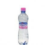 Вода минеральная Эльбрус без газа, 0.5л х 12шт, ПЭТ