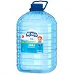 Вода питьевая Агуша Детская без газа, ПЭТ, 5л