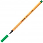 Ручка капиллярная Stabilo Point, 0.4мм, зеленый