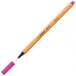 Ручка капиллярная Stabilo Point, 0.4мм, розовый