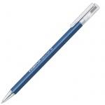Ручка шариковая автоматическая Staedtler Triplus Ball синяя, 0.45мм