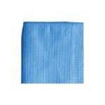 Полотенца для кухни Лайма вафельные, 40х60см, микрофибра, 2шт/уп, голубой