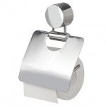 Держатель туалетной бумаги Лайма металлик