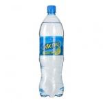 Вода питьевая Aqua Minerale Актив без газа, лимон, 1.25л х 12шт, ПЭТ
