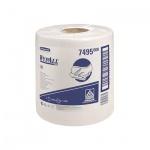 Протирочные салфетки Kimberly-Clark WypAll L10, в рулоне с центральной вытяжкой, 525шт, 1 слой