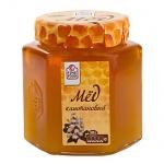 Мед Fine Food каштановый, 500г