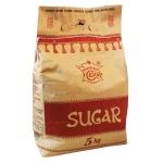Сахар Городейский весовой, белый, 5кг