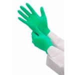 Перчатки защитные Kimberly-Clark Кleenguard G20, нитриловые, зеленые, 125 пар, р.М