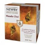 Чай Newby Masala (Масала), черный, листовой, 100 г
