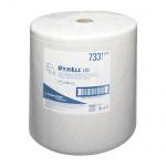 Протирочный материал Kimberly-Clark WypAll L40, 7331, для сильных загрязнений, в рулоне, 380м, 3 слоя, белый