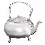Чайник заварочный Newby с серебряным покрытием, 0.6 л