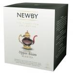 Чай Newby Upper Assam (Аппер ассам), черный, в пирамидках, 15 пакетиков