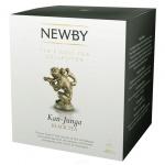 Чай Newby Kan-Junga (Кан-Джанга), черный, в пирамидках, 15 пакетиков