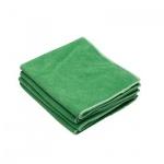 Полировочные салфетки Kimberly-Clark Kimtech, микрофибра, 25шт, 1 слой, зеленая