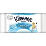 Влажная туалетная бумага Kleenex Cotton Fresh 42 листа, сменный блок