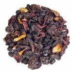 Чай Newby Hibiscus Red Berries (Гибискус рэд беррис), ягодный, листовой, 250 г