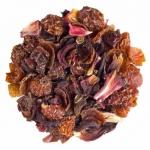 Чай Newby Rosehips & Hibiscus (Шиповник и гибискус), ягодный, листовой, 250 г