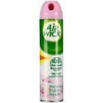 Освежитель воздуха аэрозоль Air Wick магнолия и цветущая вишня, 240мл