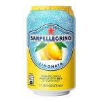 Напиток газированный Sanpellegrino, ж/б, лимон