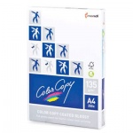 Бумага для принтера Color Copy Glossy А4, 250 листов, белизна 138%CIE, 135г/м2