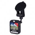 Видеорегистратор автомобильный Sonnen DVR-530 FullHD 120°, microSD, HDMI, экран 2''