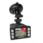 Видеорегистратор автомобильный Sonnen DVR-700 FullHD 120°, microSD, HDMI, экран 2''