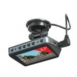 """Видеорегистратор автомобильный Sonnen DVR-560 FullHD 120°, microSD, HDMI, экран 2, 7"""""""
