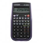Калькулятор инженерный Citizen SR-135NPU фиолетовый, 8+2 разрядов