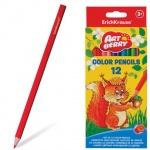 Набор цветных карандашей Erich Krause Artberry 12 цветов, 32482