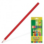 Набор цветных карандашей Koh-I-Noor, 24 цвета