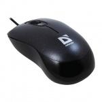 Мышь проводная оптическая USB Defender Orion 300, 1000dpi, черная