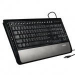 Клавиатура проводная USB Sonnen KB-M520, черная