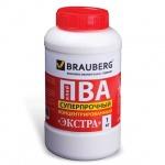 Клей ПВА Brauberg Экстра Суперпрочный 1 кг