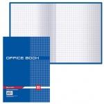 Книга учета Brauberg Office Book, А4, 80 листов, в клетку, картон