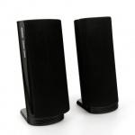 Колонки компьютерные Sonnen SP-C1, 2х2Вт, черные, 2.0