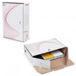 Архивный короб Esselte Boxy белый, 100мм, 128102